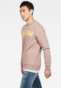 G-Star - Sweater - chocolate berry - 2