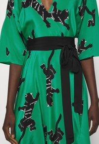 Diane von Furstenberg - ELOISE - Vapaa-ajan mekko - medium green - 4