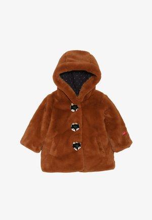 BABY MANTEAU - Zimní kabát - camel