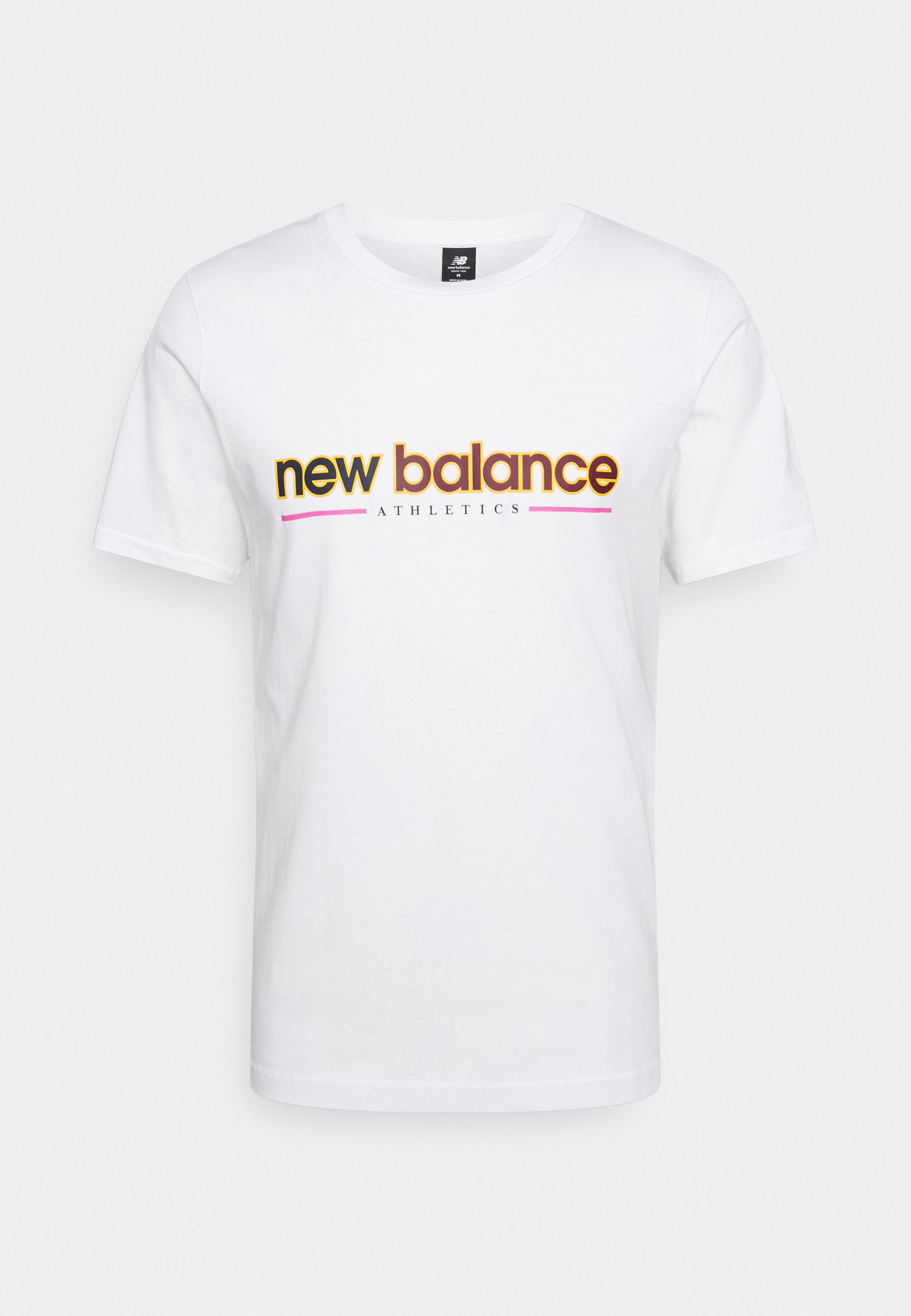 Men ATHLETICS HIGHER LEARNING TEE - Print T-shirt