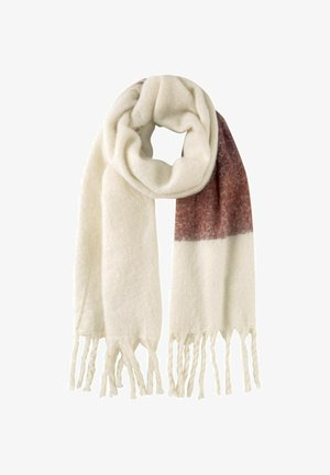 Scarf - cold beige