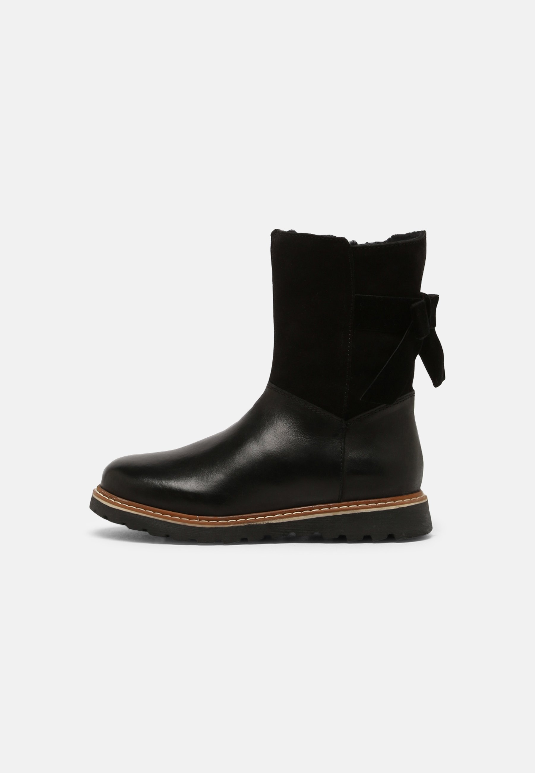 Kids LEATHER - Winter boots