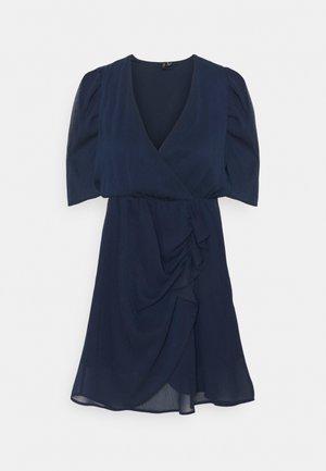 VMJEAN WRAP DRESS  - Cocktail dress / Party dress - navy blazer