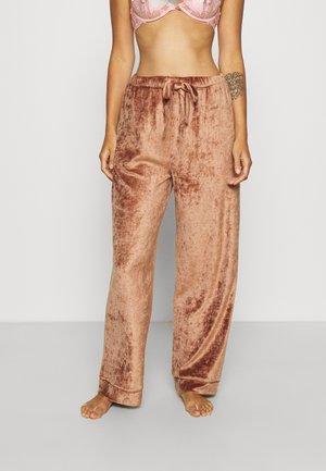 SOPHIE PANT - Pyjama bottoms - clay