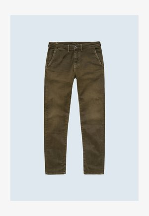 JAMES - Slim fit jeans - walnut