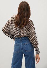 Mango - VITTORIA - Button-down blouse - rot - 2