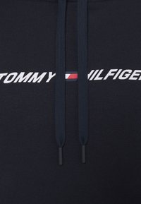 Tommy Hilfiger - RELAXED GRAPHIC HOODIE - Sweat à capuche - blue - 5