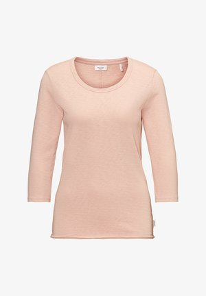 Long sleeved top - rose smoke