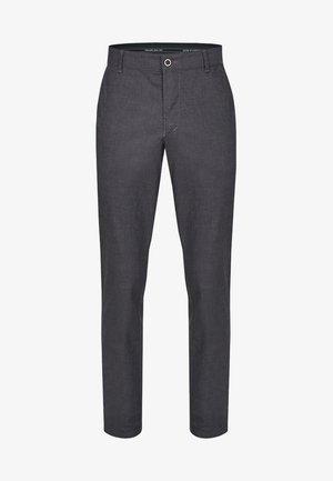 MIT ELASTISCHEM KOMFORTBUND - Trousers - dark grey