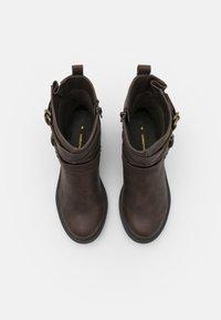 Dorothy Perkins - ARIBA BOOT - Kovbojské/motorkářské boty - choc - 5