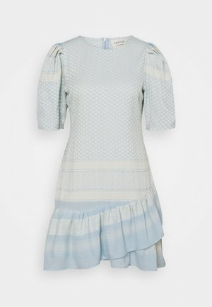 OLIVIA - Denní šaty - ballad/blue whisper