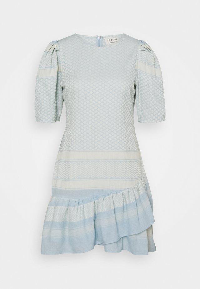 OLIVIA - Day dress - ballad/blue whisper
