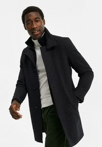 WE Fashion - Classic coat - dark grey