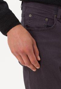 BRAX - STYLE COOPER FANCY - Straight leg jeans - anthra - 3