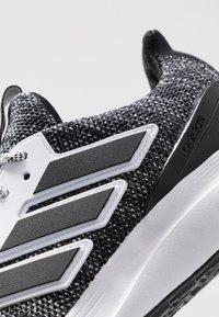 adidas Performance - ENERGYFALCON CLOUDFOAM RUNNING SHOES - Neutrale løbesko - core black/footwear white - 5