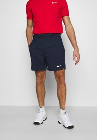 Nike Performance - Sports shorts - obsidian/white - 0