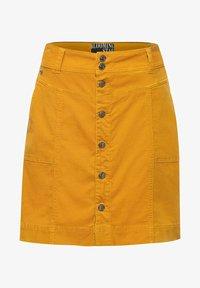 Street One - Mini skirt - gelb - 3