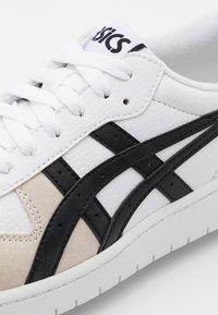 ASICS SportStyle - JAPAN UNISEX - Sneakers basse - white/black - 5