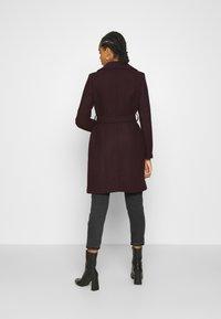 Morgan - Płaszcz wełniany /Płaszcz klasyczny - bordeaux - 3