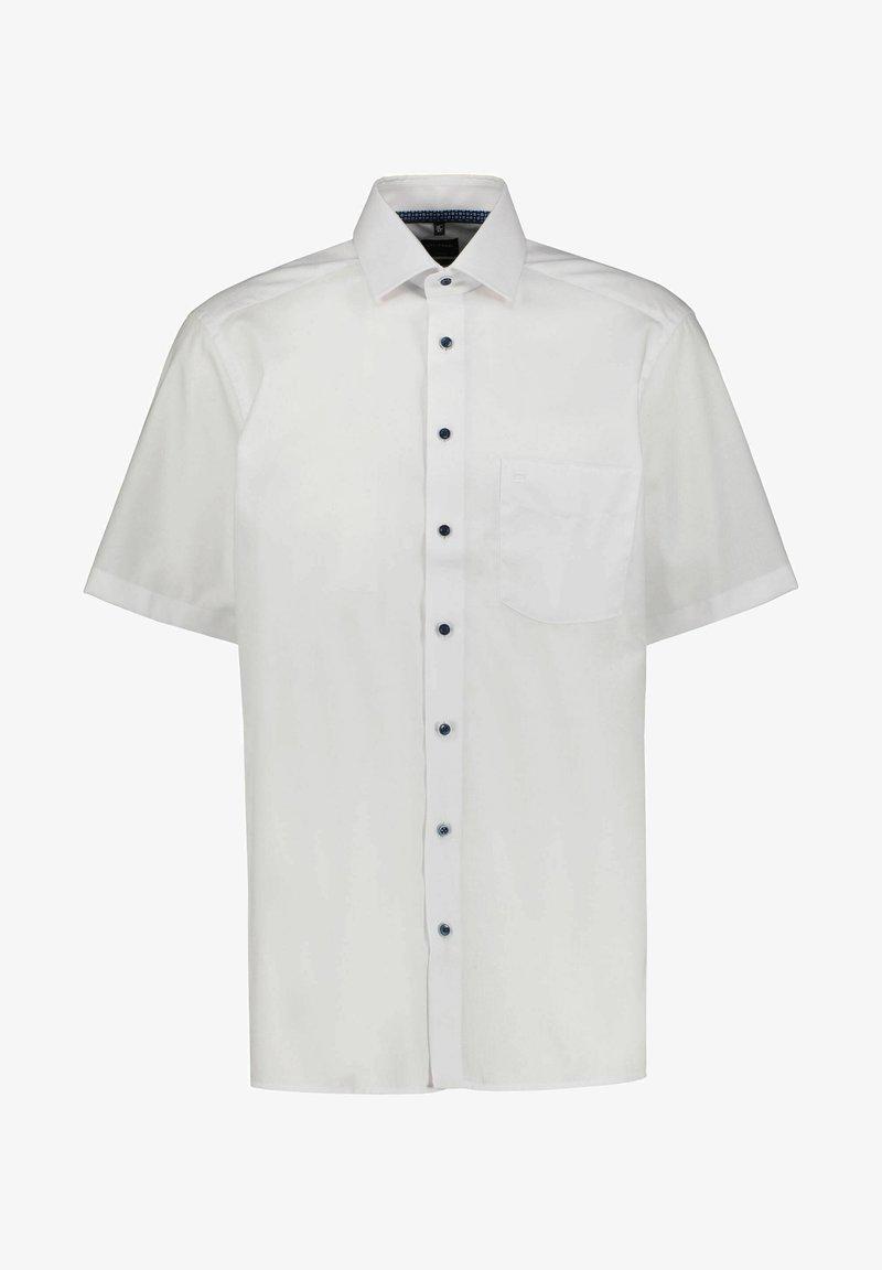 OLYMP - Shirt - weiss