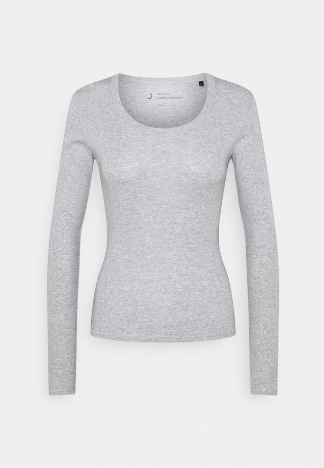 SORANA - Long sleeved top - hazy fog melange