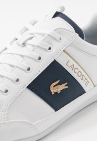 Lacoste - CHAYMON - Baskets basses - white - 5