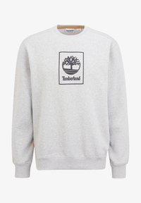 Timberland - TREE - Collegepaita - medium grey heather - 0