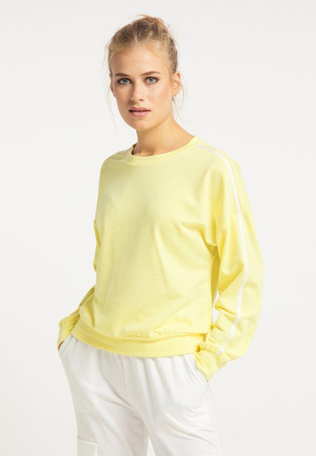 Bluza - gelb