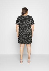 Dorothy Perkins Curve - SPOT PUFF SLEEVE - T-shirt print - multi - 2