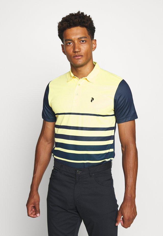 Polo - sunny yellow
