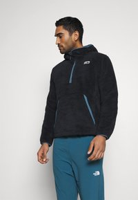 The North Face - CAMPSHIRE HOODIE AVIATOR - Bluza z kapturem - navy - 0