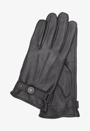HAMBURG - Gloves - black