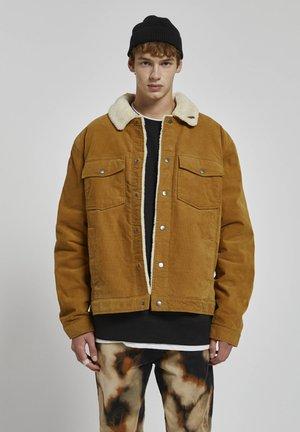 Light jacket - dark brown