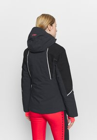 CMP - WOMAN JACKET FIX HOOD - Skijakke - antracite - 2