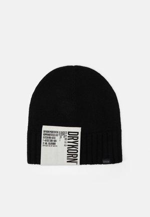DRIGUS UNISEX - Bonnet - black