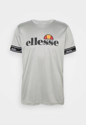 ALENTE - T-shirt imprimé - light grey