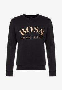BOSS - SALBO 10217264 01 - Sweatshirt - black/gold - 3
