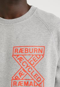 Raeburn - CREW - Sweater - grey - 5