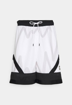 JAWS SHORT - Krótkie spodenki sportowe - white