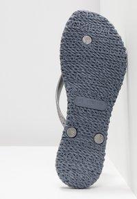 Ilse Jacobsen - CHEERFUL - Pool shoes - grey - 6