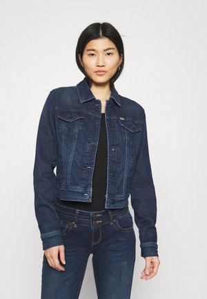 DESTIN - Denim jacket - patriot blue wash