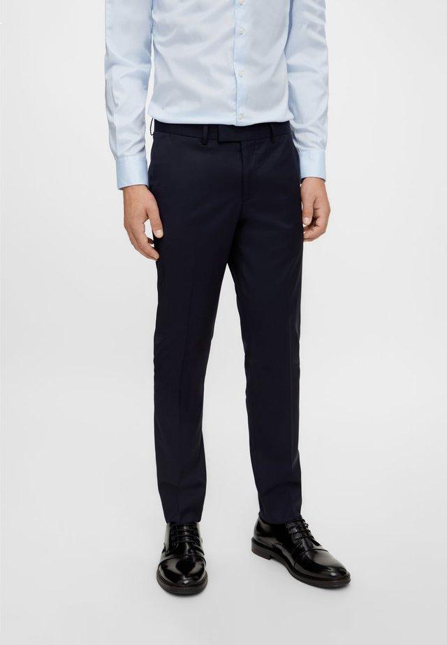 GRANT LEGEND  - Pantalon de costume - jl navy