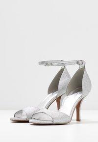 MICHAEL Michael Kors - MALINDA - High heeled sandals - silver - 4