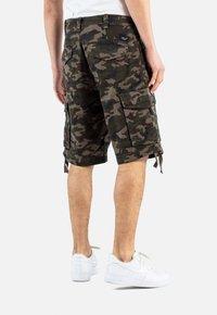 Reell - NEW CARGO SHORT - Shorts - camo - 2