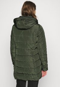 ONLY - ONLNEWMINEA QUILTED HOOD COAT - Parka - rosin - 3