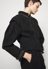 Alberta Ferretti - Summer jacket - black - 4