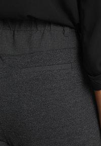 Kaffe - JILLIAN  - Shorts - dark grey melange - 5