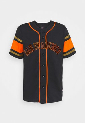 SAN FRANCISCO GIANTS ICONIC FRANCHISE SUPPORTERS - Klubové oblečení - black