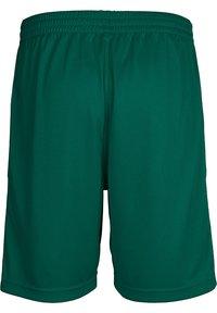 Hummel - Sports shorts - evergreen pr - 1