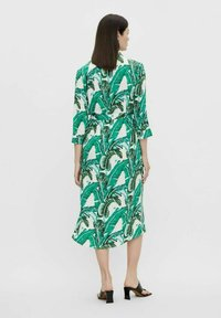 Object - Shirt dress - gardenia - 2